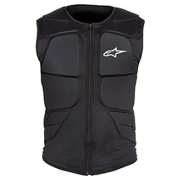 Alpinestars Track Protection Vest - Icon Regulator Stripped Vest