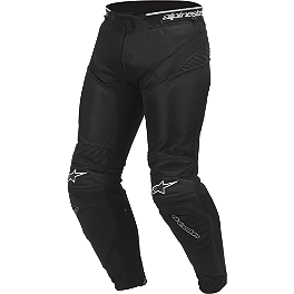 Alpinestars A-10 Air Flo Pants - Alpinestars Track Leather Pants