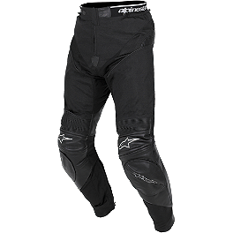 Alpinestars A-10 Sport Pants - Alpinestars Track Leather Pants