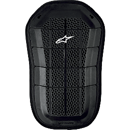 Alpinestars Bionic Air Back Protector Insert - SPIDI Compact Warrior Back Armor