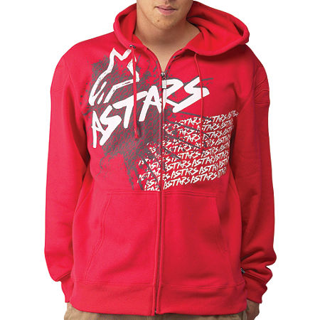 Alpinestars Clear Zip Hoody - Main