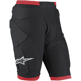 Alpinestars Compression Shorts - Icon Field Armor 2 Shorts