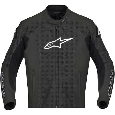 Alpinestars GP-R Perforated Leather Jacket - Main