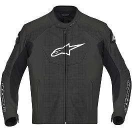 Alpinestars GP-R Perforated Leather Jacket - Alpinestars GP Plus Leather Jacket