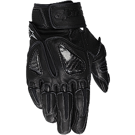 Alpinestars SP-S Gloves - Alpinestars Alloy Gloves