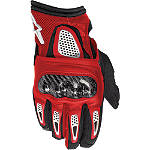 Alpinestars Thunder Gloves - Alpinestars Motorcycle Riding Gear