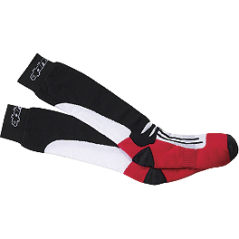 Alpinestars Road Racing Summer Socks - Chicken Hawk Pro-Line Tire Warmers - 110-120 / 150-165