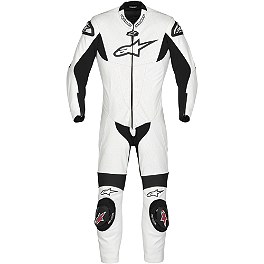 Alpinestars SP-1 Leather One-Piece Suit - Alpinestars Carver Leather One-Piece Suit