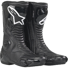 Alpinestars S-MX 5 Waterproof Boots - Alpinestars S-MX 6 Boots