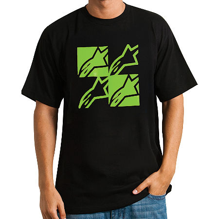 Alpinestars Four Square T-Shirt - Main