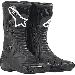 Alpinestars Women's S-MX 5 Boots - Bobster Women's Vixen Highway Honey Sunglasses