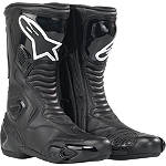 Alpinestars Women's S-MX 5 Boots - Alpinestars Motorcycle Riding Gear