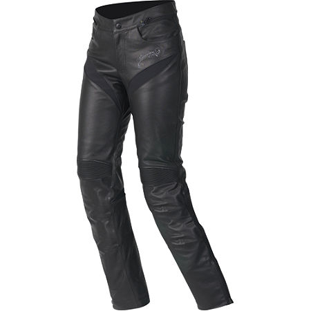 Alpinestars Women's Stella Tyla Leather Pants - Main