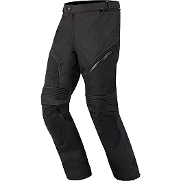 Alpinestars AST-1 Drystar Pants - Alpinestars C-1 Windstopper Gloves