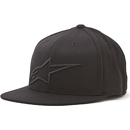 Alpinestars Amphibious 210 Hat - Alpinestars Criss Cross Custom Snapback Hat