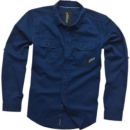 Alpinestars Anden Long Sleeve Shirt - Main
