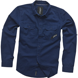 Alpinestars Anden Long Sleeve Shirt - Alpinestars Chambray Long Sleeve Shirt