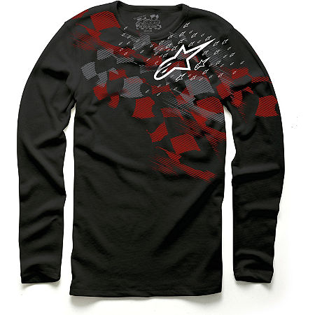 Alpinestars Buckshot Long Sleeve T-Shirt - Main