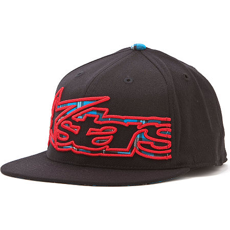 Alpinestars Big Plaid 210 Hat - Main