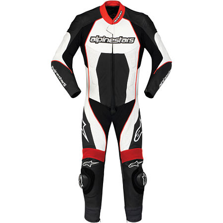 Alpinestars Carver Leather One-Piece Suit - Main