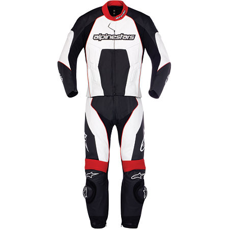 Alpinestars Carver Leather Two-Piece Suit - Main