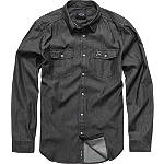 Alpinestars Chambray Long Sleeve Shirt - Alpinestars Utility ATV Mens Casual