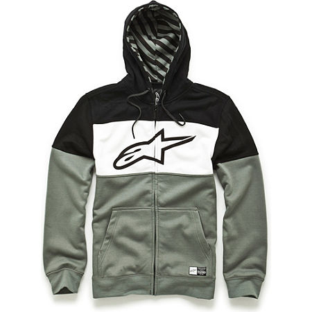 Alpinestars Champ Zip Hoody - Main