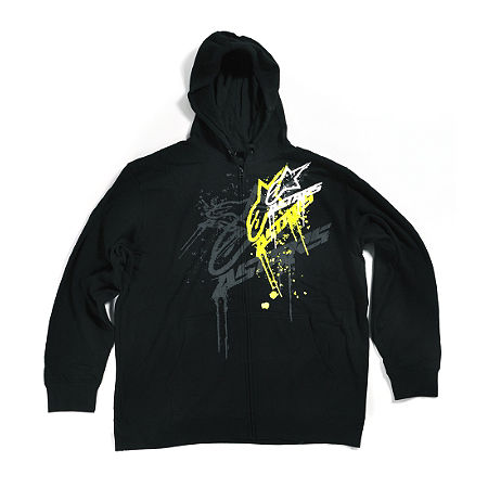 Alpinestars Carnivore Zip Fleece Hoody - Main