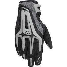 Alpinestars Dual Gloves - Alpinestars Mech Air Gloves
