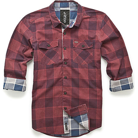 Alpinestars Geiger Long Sleeve Shirt - Main