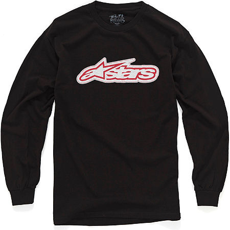Alpinestars Full Grain Long Sleeve T-Shirt - Main