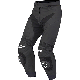Alpinestars GP Plus Leather Pants - Alpinestars A-10 Sport Pants