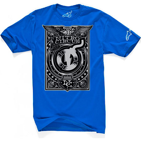 Alpinestars Icon Poster T-Shirt - Main