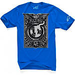 Alpinestars Icon Poster T-Shirt - Alpinestars ATV Casual