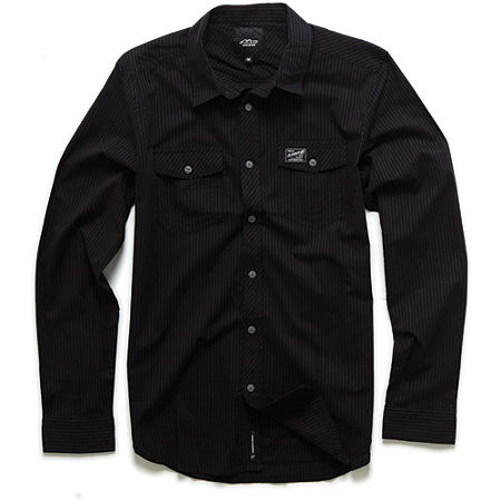 Alpinestars Johnson Stripe Long Sleeve Shirt - Main
