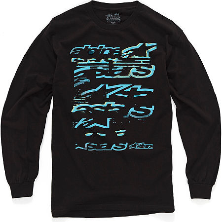 Alpinestars Knock Out Long Sleeve T-Shirt - Main