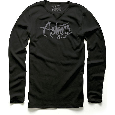 Alpinestars Scriptive Long Sleeve T-Shirt - Main