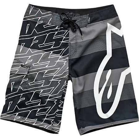 Alpinestars MTLB Stripe Boardshorts - Main