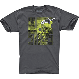 Alpinestars Moto Type Classic T-Shirt - Alpinestars Space Wreath T-Shirt