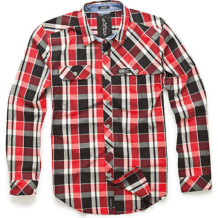 Alpinestars Prolly Long Sleeve Shirt - Main