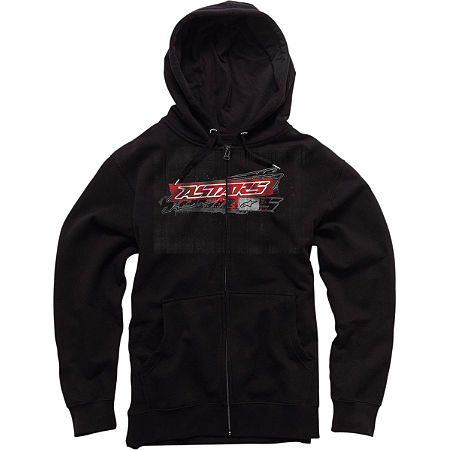 Alpinestars Quickie Zip Hoody - Main
