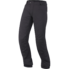 Alpinestars Switch Drystar Pants - Continental Race Attack Custom Radial Front Tire - 120/70-21