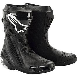 2013 Alpinestars Supertech R Vented Boots - Alpinestars GP Tech Gloves
