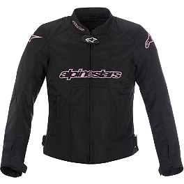 Alpinestars Women's Stella T-GP Plus Jacket - Alpinestars Women's Stella Paradise Air Jacket