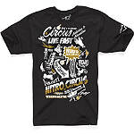 Alpinestars Sign of Times T-Shirt - Alpinestars Dirt Bike Products
