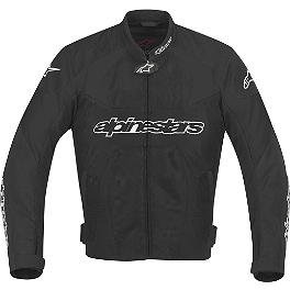 Alpinestars T-GP Plus Air Jacket - Alpinestars T-Gasoline Waterproof Jacket