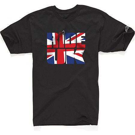 Alpinestars Ride UK T-Shirt - Main