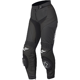 Alpinestars Women's Stella GP Plus Leather Pants - SIDI Women's Vertigo Lei Boots