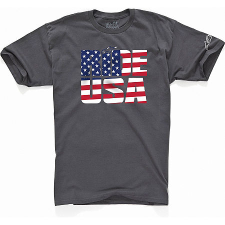 Alpinestars Ride USA T-Shirt - Main