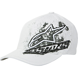 Alpinestars Valley Flex Fit Hat - Alpinestars Molded Flexfit Hat